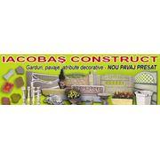 Декоративные бетонные изделия фото
