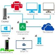 Универсальный сервер (почта, сервер сообщений, dns, ntp, dhcp, proxy, router) фото