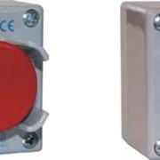 Пост кнопочный SP22-K1\25 с защитой кнопки от случайного нажатия. СПАМЕЛ. Лучшие цены фото