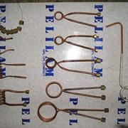 Индукционные катушки (индукторы, индуктор-спрееры, спрееры)) для ТВЧ фото