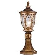 Фонарь Уличный Столб Rua Augusta S103-59-31-R цвет Античное золото фото