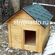 Будка Собачья №69 (Размер 1-1.2-1 м) фото
