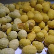 Линия обжарки орешков в глазури фото