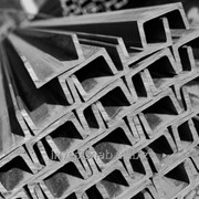Швеллер стальной горячекатанный (ГОСТ 8240-97) 40 стЗсп/пс5 фото