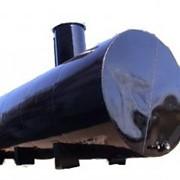 Резервуары для хранения нефтепродуктов типа РГС фото