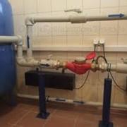 Монтаж и ремонт узлов учета холодной и горячей воды фото