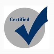 Сертификация системы качества фото