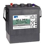 Тяговая аккумуляторная батарея гелевая GF 06 240 V фото