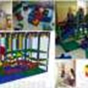 Спортивное, игровое оборудование для детских площадок фото