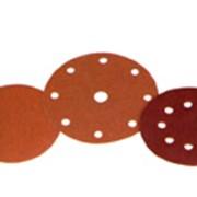 Кружки шлифовальные на самозацепляемой «велькро» основе фото