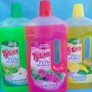 Универсальная жидкость для мытья, концентрат Tytan фото