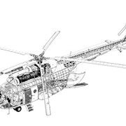 Запчасти и комплектующие изделия к вертолету Ми-8 фото