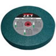 Круг для точила 200х25х16 мм, 120G, зелёный, PG 200.02.120 фото
