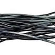 Хомут пластиковый ЭВРИКА черный 3.0x160мм универсальный 25 штук фото