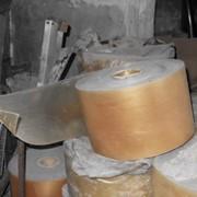 Лента ПВХ термоформировочная 206 х 0,4 мм. фото