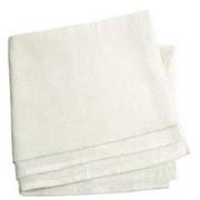 Полотенце вафельное белое 45*80 фото