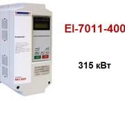 Частотный преобразователь Веспер EI-7011-400H фото