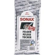 Салфетки для ухода за дисками SONAX FelgenPflegeTucher фото