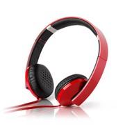 H750 R Edifier наушники полноразмерные проводные, Mic., оголовье, Красный фото