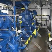 Дожимная компрессорная станция фото