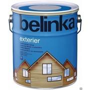 Белинка Экстерьер Belinka Exterier 0,75 л. №69 горячий шоколад фото