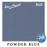 Сукно Iwan Simonis 860 198см Powder Blue фото