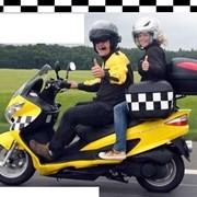 Такси на мотоциклах фото