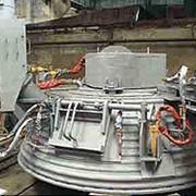 Свод печи–ковша объемом 150 тонн. фото