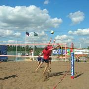Проведение соревнований по пляжному волейболу фото
