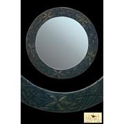 """Творческая Мастерская """"MirAbeL"""" создает функциональный декор - изготовление декоративных рам для зеркал и фотографий. Зеркала любых размеров и цветов, различные стили для Вашего интерьера фото"""