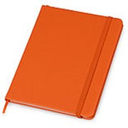 Блокнот А6 Rainbow M, оранжевый фото