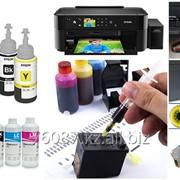Заправка картриджей для струйных принтеров в Алматы фото