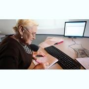 Индивидуально обучение работы с компьютером для людей пенсионного возраста. фото