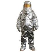 Комплект теплоотражательной одежды для пожарных ТОК-200 (полутяжелый тип) фото