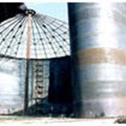 Монтаж стенки и крыши резервуара 20000 куб.м. фото
