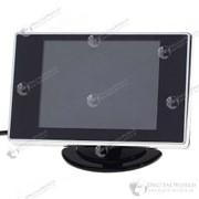 "3.5"" TFT LCD монитор ET-350 для видеокамер контроля заднего хода для автомобиля (NTSC/PAL 12V DC) фото"