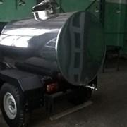 Ёмкость-термос для транспортировки молока фото