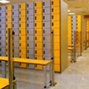 Шкафчики для раздевалок фото