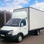 Фургон промтоварный ГАЗ 3302 (Газель), 4х2 фото