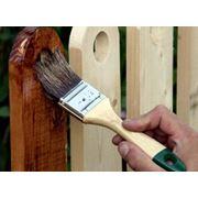 Средства защиты древесины фото