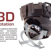 IP-видеокамера Beward BD4330DVH фото