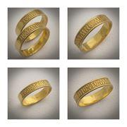 Обручальные кольца фото