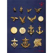 Изготовление золотых украшений значки из золота фото