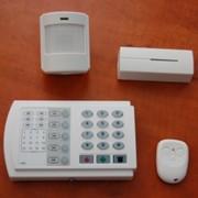 Беспроводные комплекты охранной сигнализации фото
