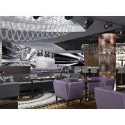 Дизайн интерьера ресторана. фото