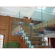 Интерьер из стекла фото