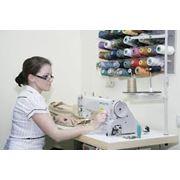 Ремонт одежды из трикотажа фото