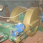 Оборудование для производства топливных брикетов: пресс. фото