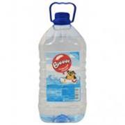 Вода ВИННИ детская питьевая с 0 мес. 5 л фото