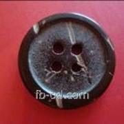 Пуговица № Y025 (24L) фото